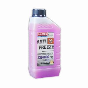 ZALMER Antifreeze LLC ZR 4000 G13 (фиолетовый)  1 кг