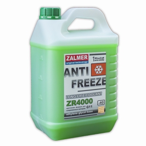 ZALMER Antifreeze LLC ZR 4000 G11 (зеленый)   5 кг