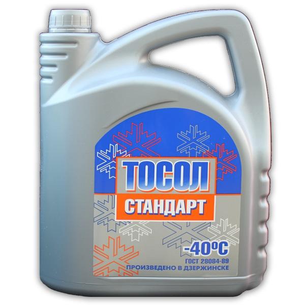 """ТОСОЛ А-40М """"Стандарт"""" 10 кг"""