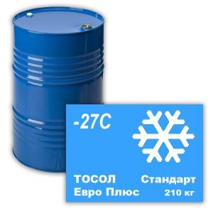 ТОСОЛ Стандарт Евро Плюс (-27С) 210 кг